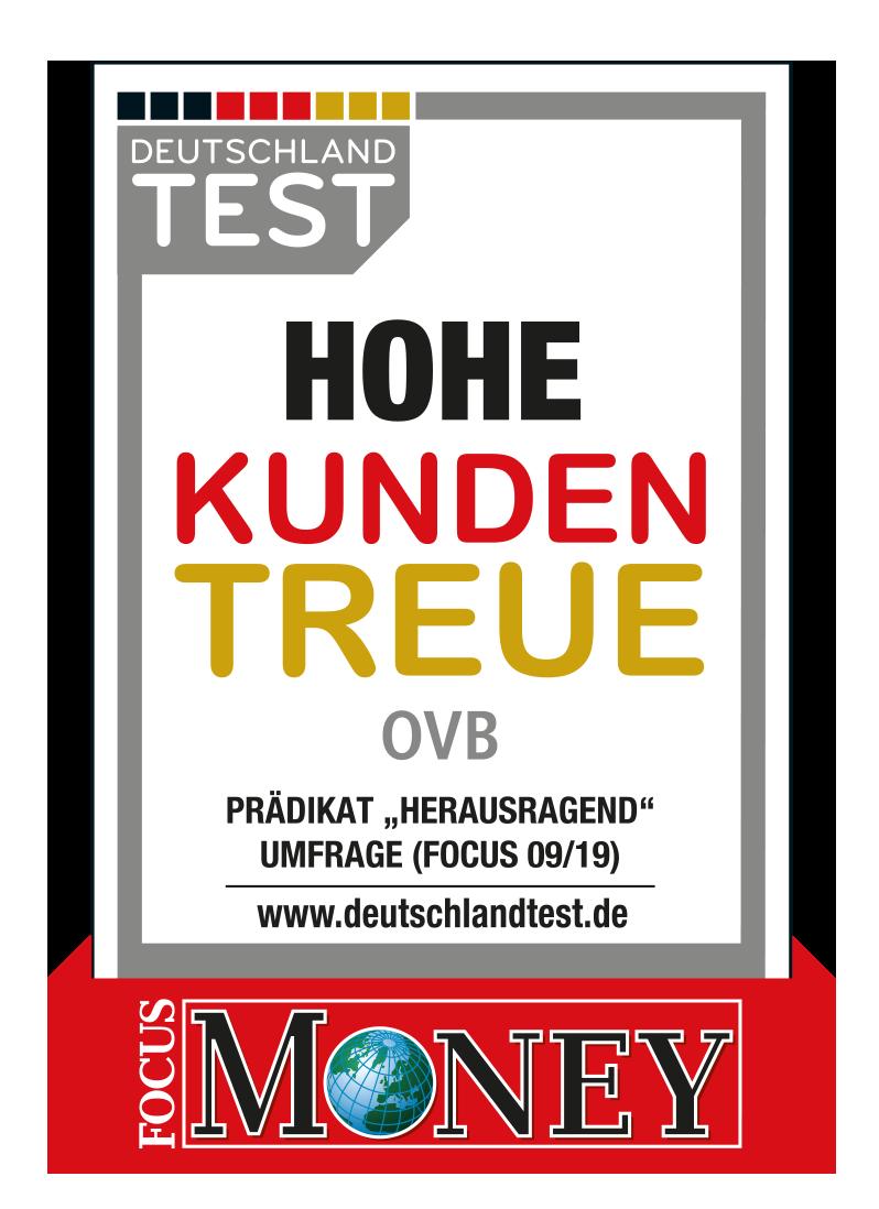 Versicherung Paderborn • OVB • Daniel Uhlmannsiek • Versicherungen Paderborn • Finanzberater • Vermögensberater • OVB Paderborn • Hohe Kundentreue